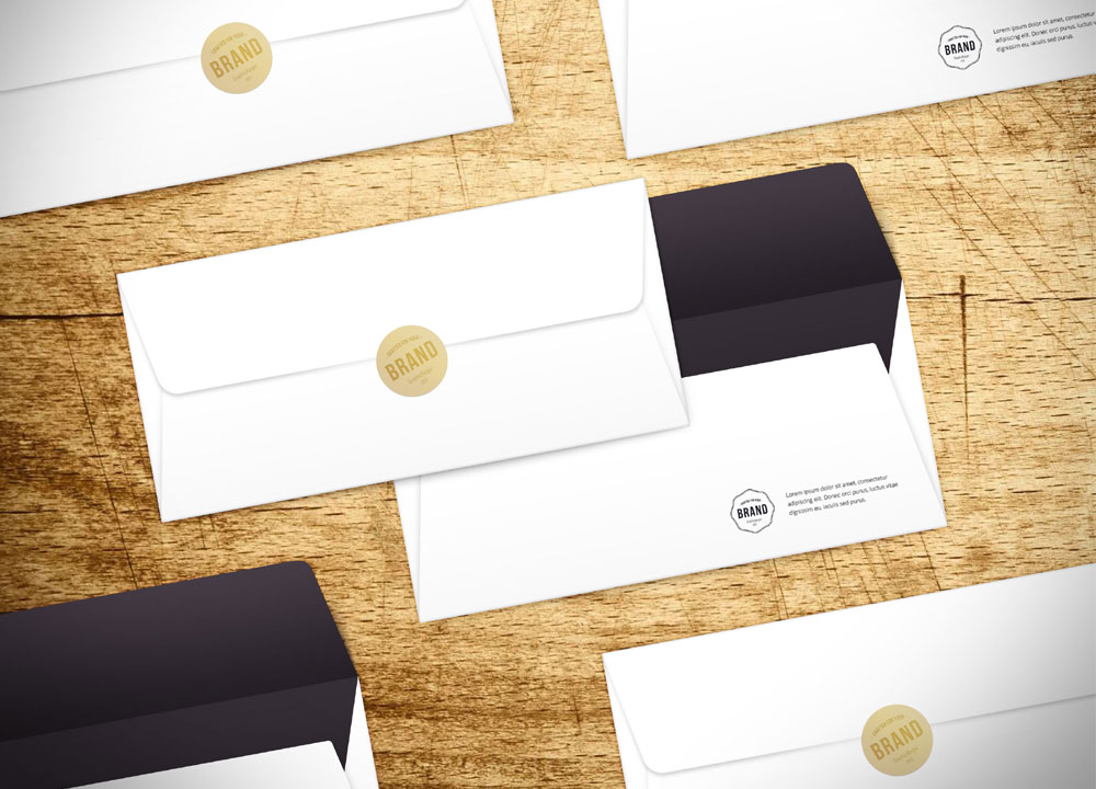 Envelopes design