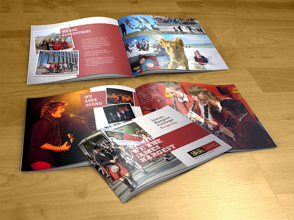 brochure design Invercargill