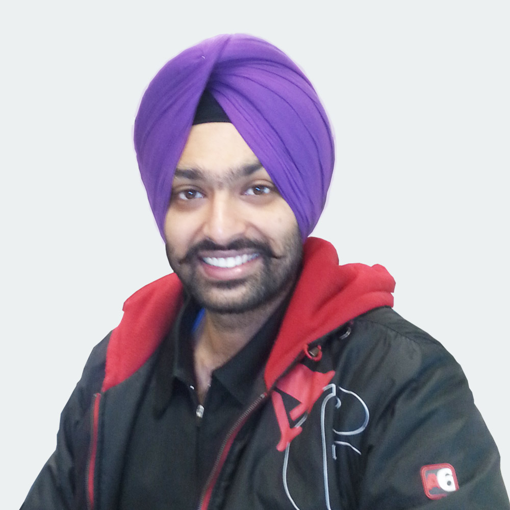 Alamdeep Singh Bhinder - Web Developer - I-CUE