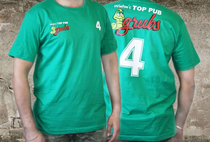 Team uniform printing Invercargill