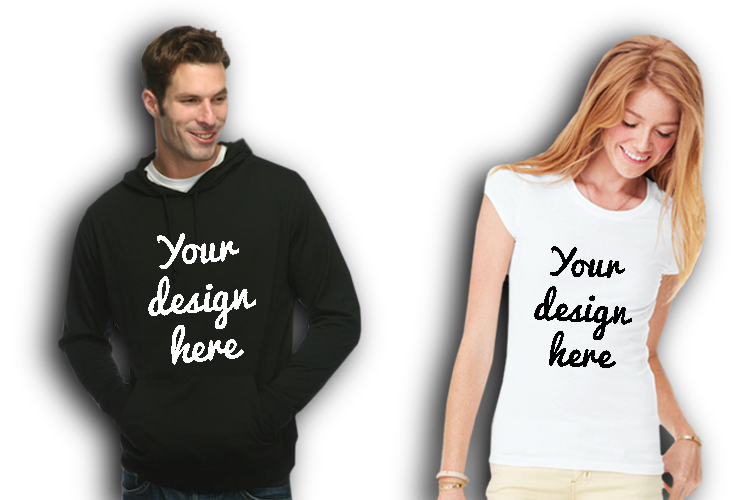 Custom print t shirts i cue for Custom printed dress shirts