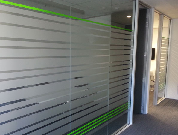 Produce and apply printed images to door and windows