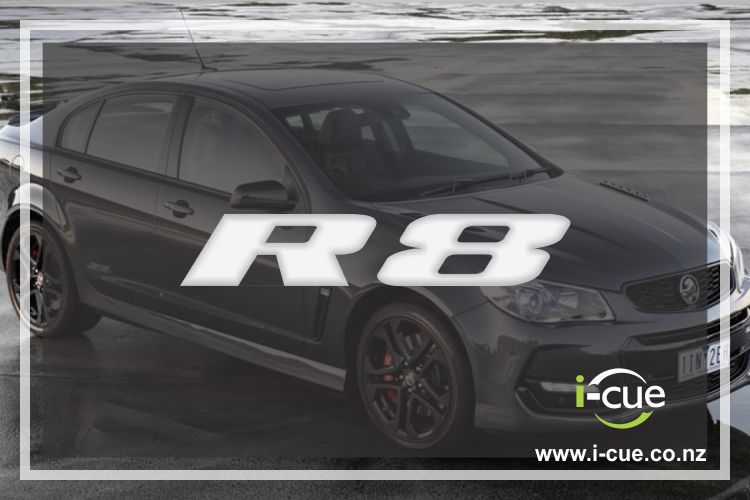 Holden Commodore clubsport R8 Decal