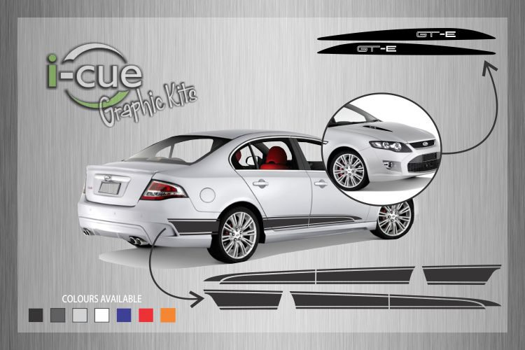 Ford Falcon FG Graphic Kit