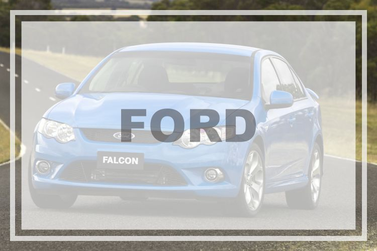 Ford Vehicle Decals Invercargill