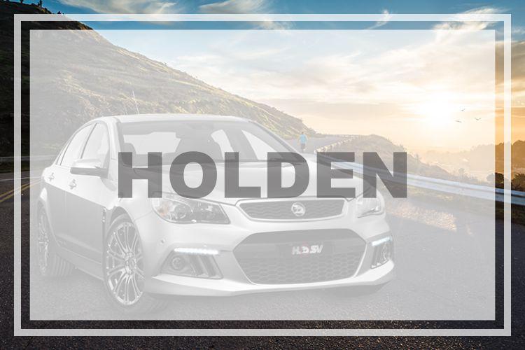 Holden Vehicle decals