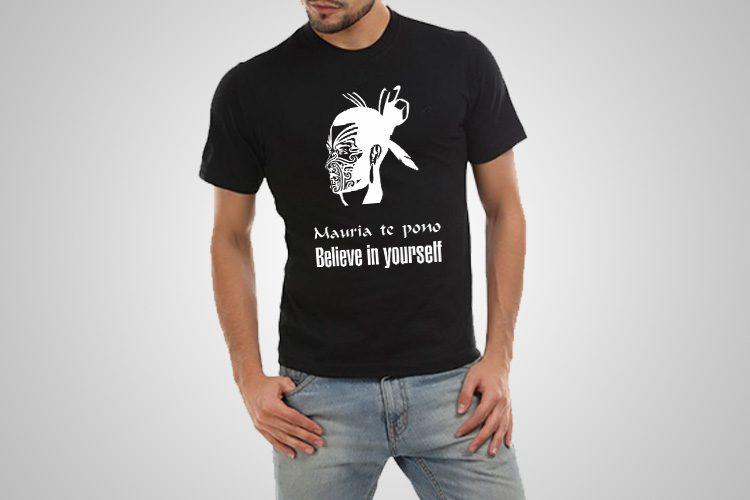 Believe in Yourself Kiwiana T-Shirts