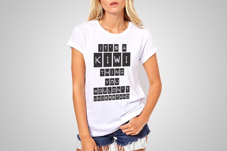 It's a Kiwi Thing Kiwiana T-Shirts