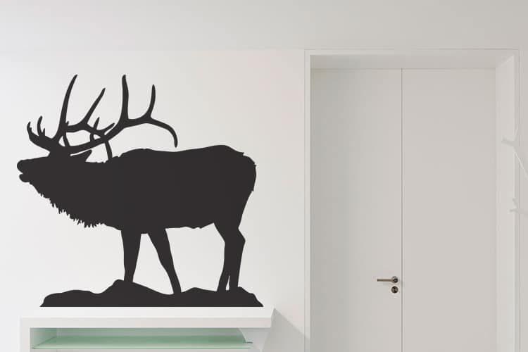 Reindeer Wall Decal