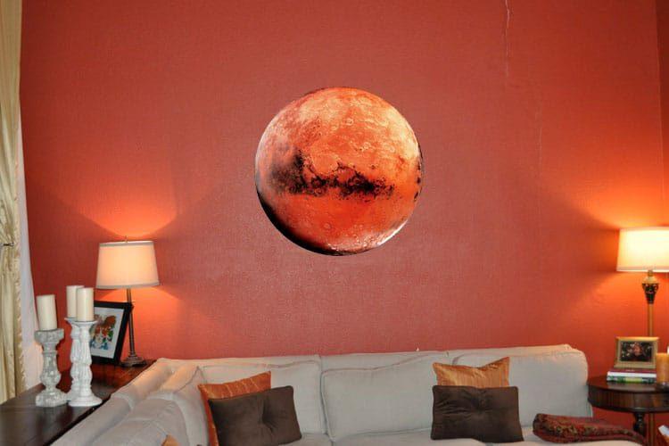 Planet Venus Wall Dot