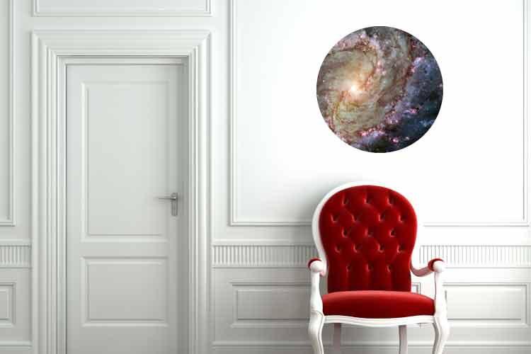 Galaxy Wall Dot