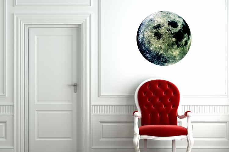 Colonies Planet Wall Dot