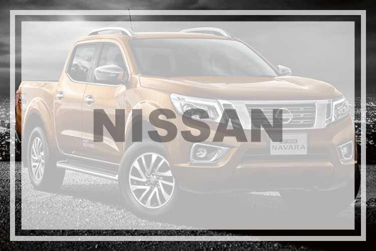 Nissan Vehicle Decals