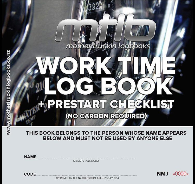 NMJ Worktime log Book